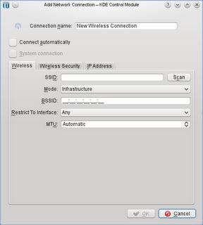 SDB:WiFi - openSUSE Wiki