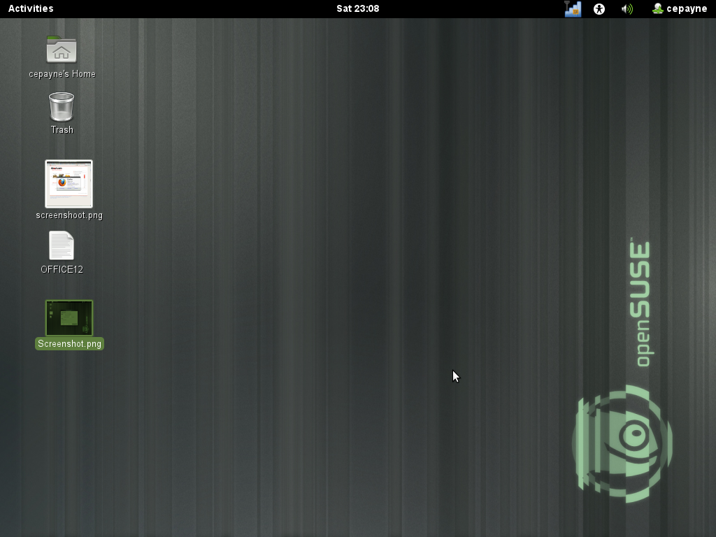 File:OpenSUSE114GNOME3Shell.png