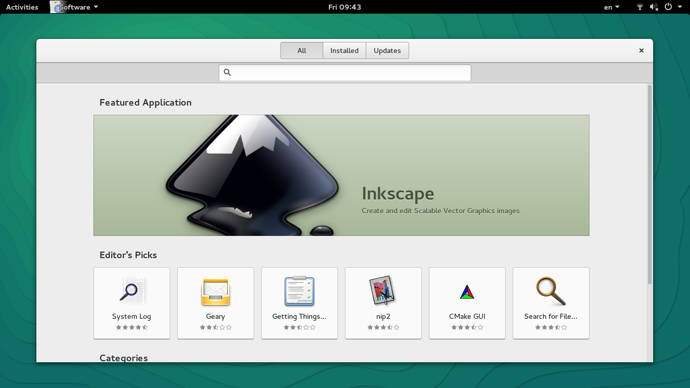 File:OS1320 GNOME Software Featured.png