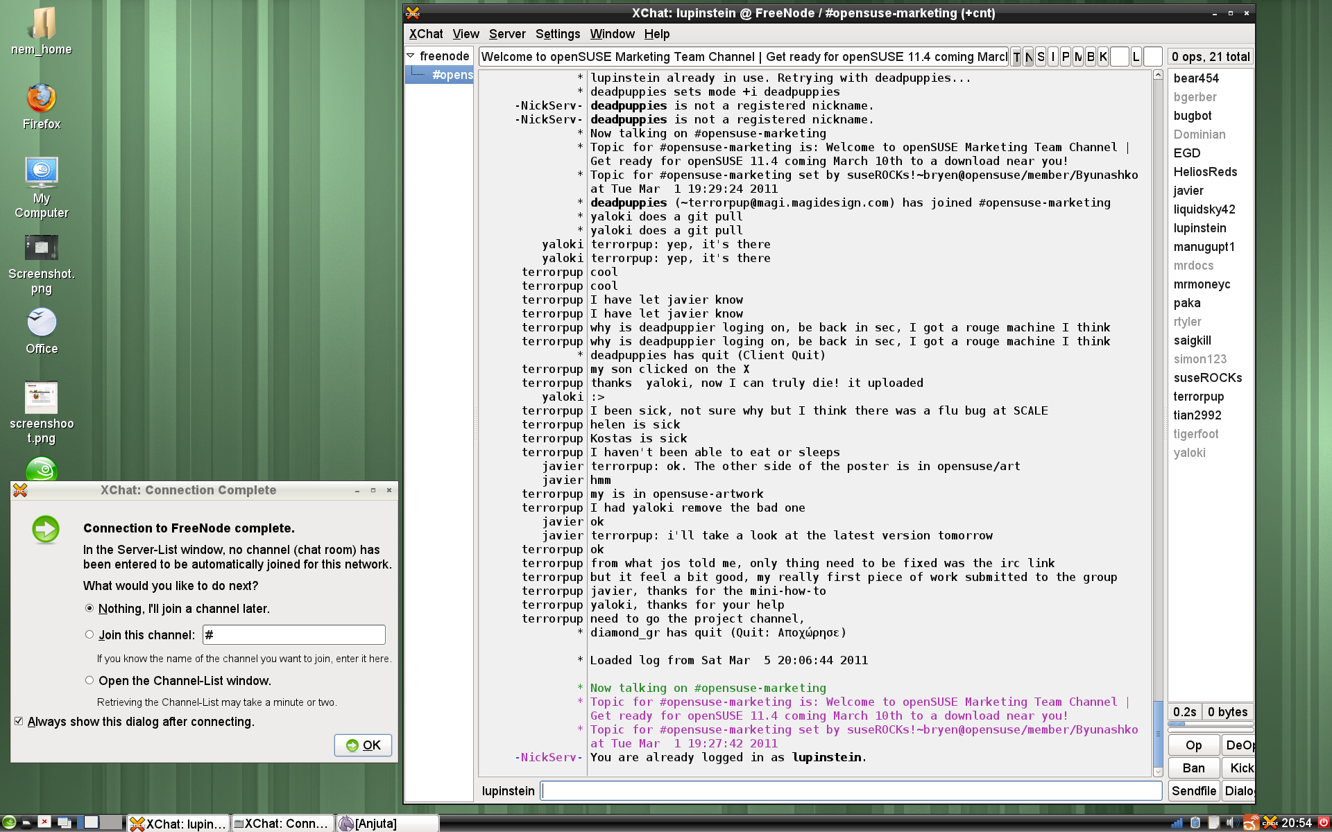 File:OpenSUSE114xchat lxde.png