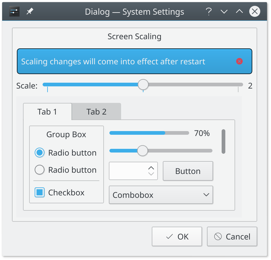 KDE System Settings Displays Scale factor Screenshot.png