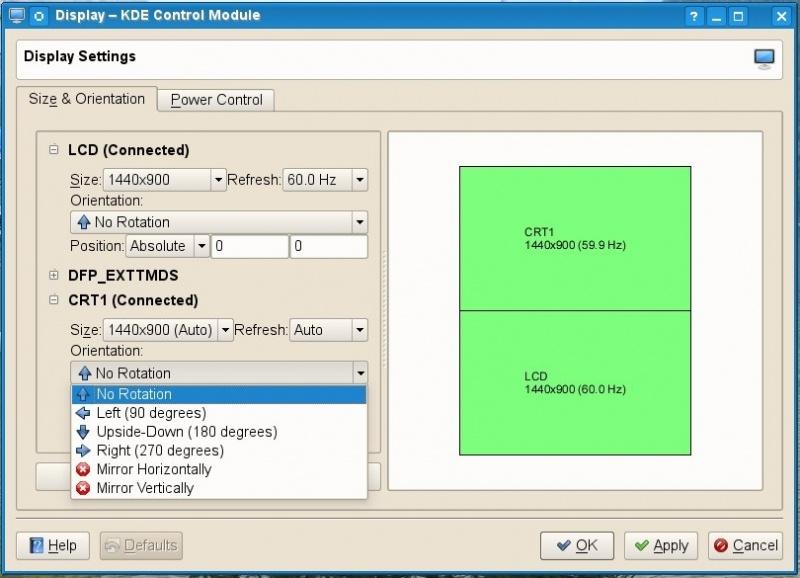 SDB:Multiple Monitors - openSUSE Wiki