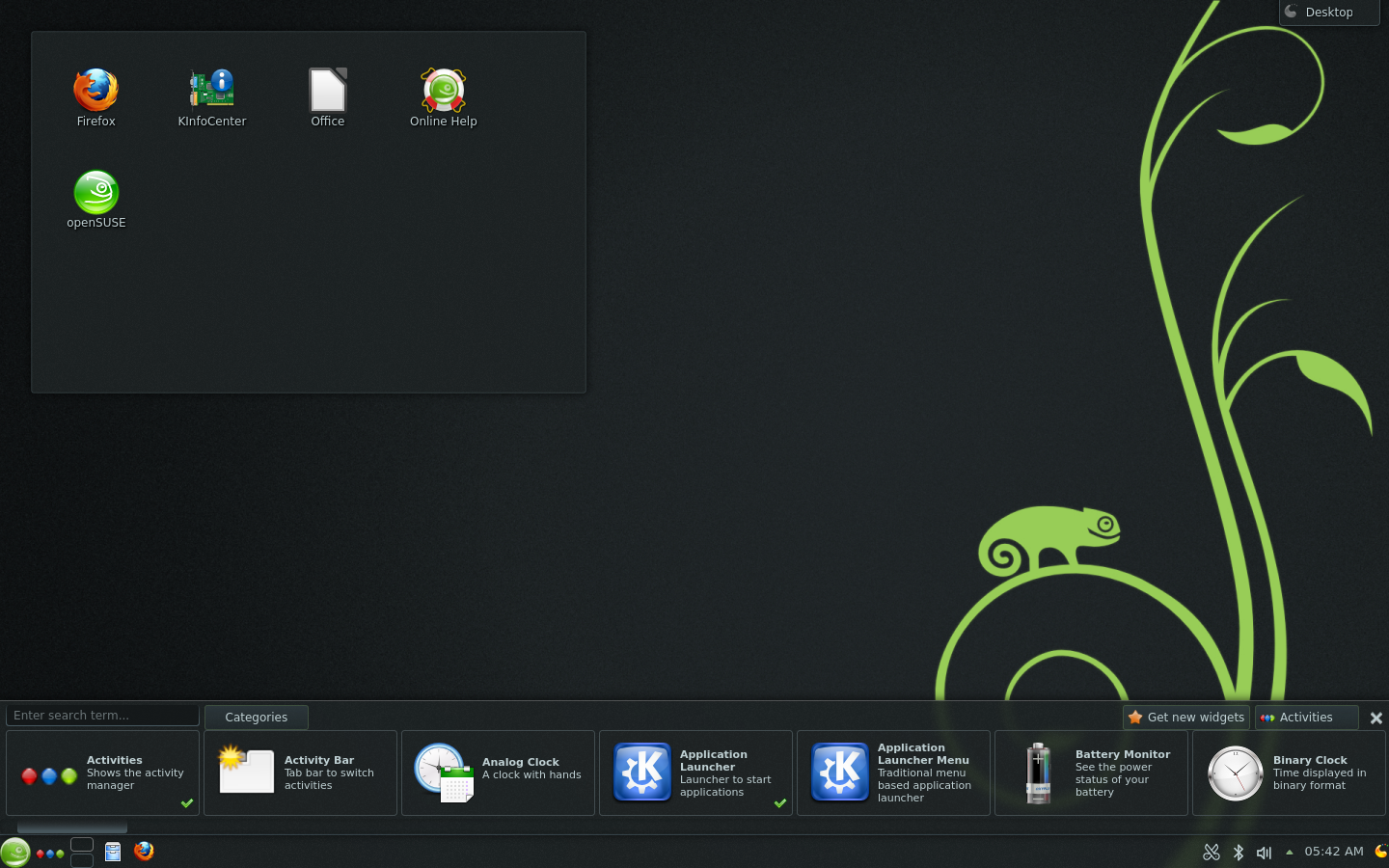 Archive:Features 12 3 - openSUSE Wiki