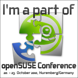 openSUSE Conference 2010