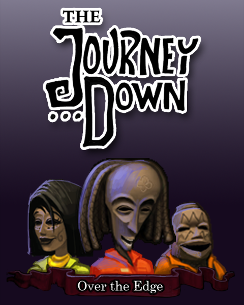 The Journey Down - Over the Edge Boxshot.png