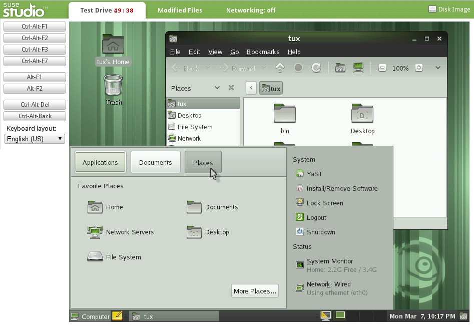 114 screenshots gnome desktop on suse studio.jpg