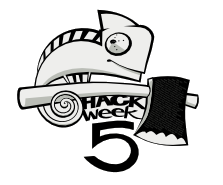 Hackweek Five Logo