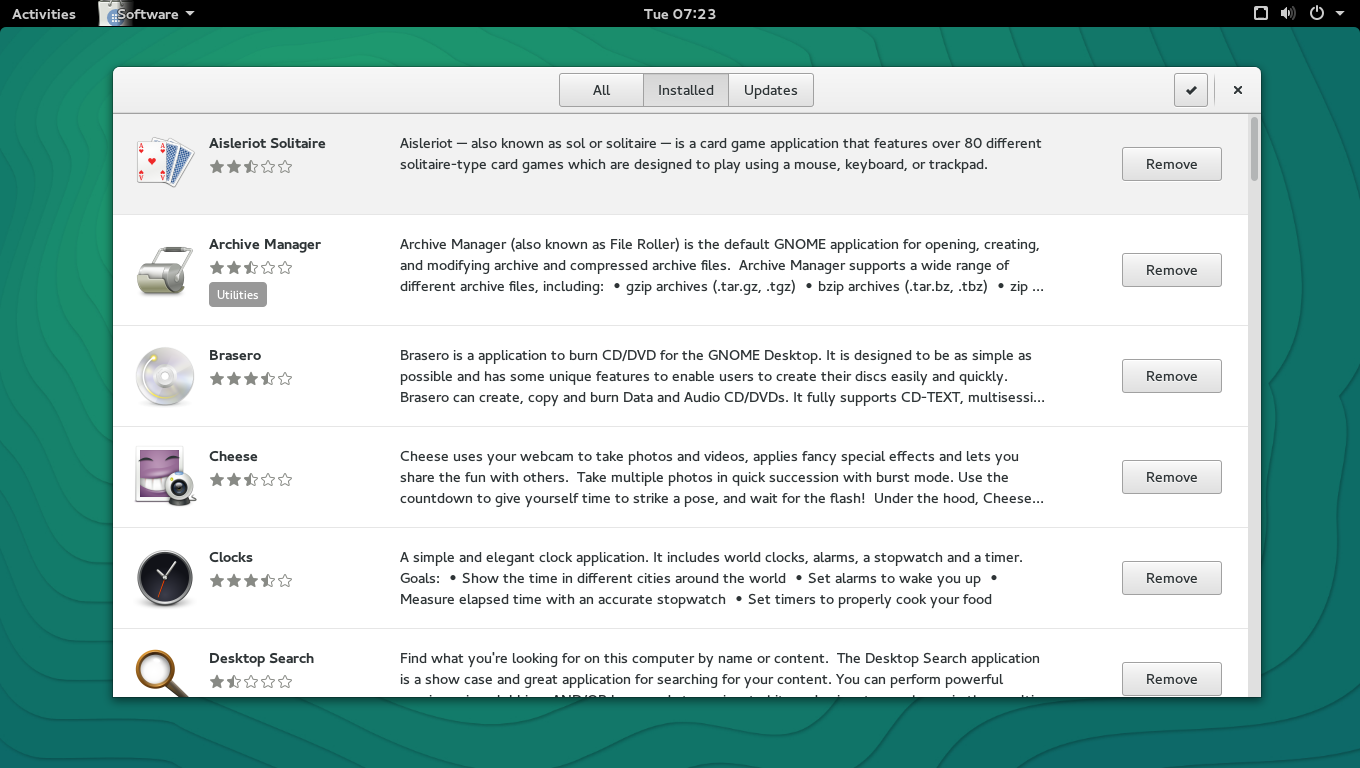 Archive:Screenshots 13 2 - openSUSE Wiki