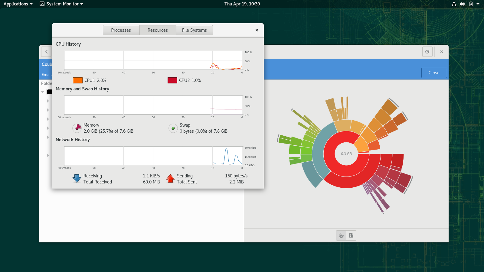 File:GNOME disks analyzer sysmonitor 15.0.png