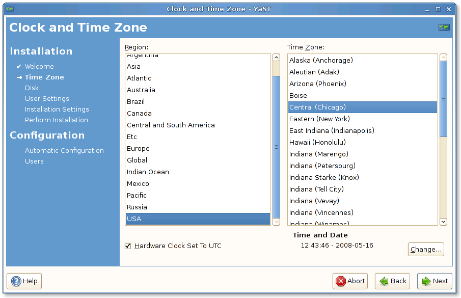Screenshot-Clock and Time Zone - YaST.png