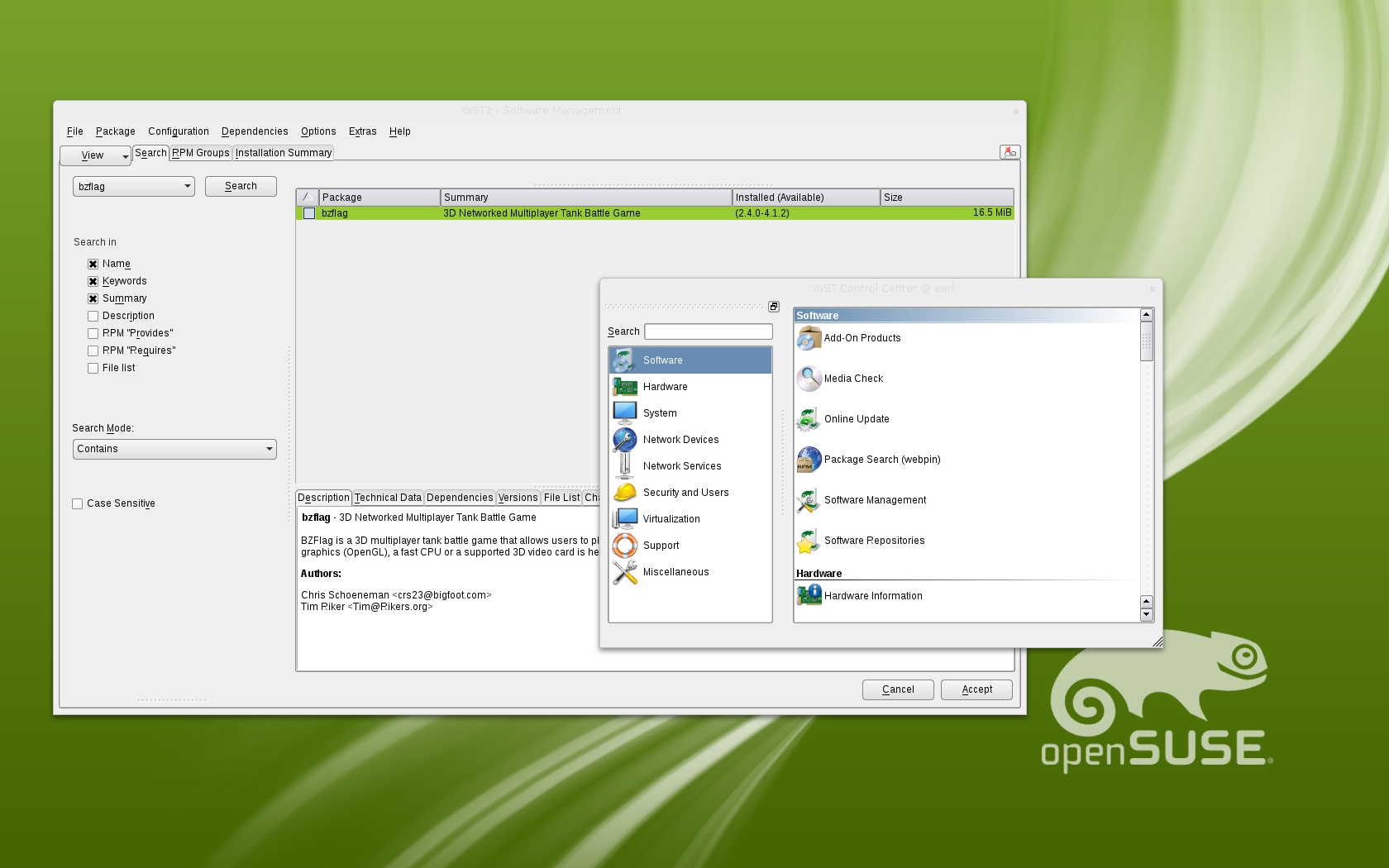 File:OpenSUSE 12.1 YaST QT.png