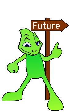 Future Lizard!\