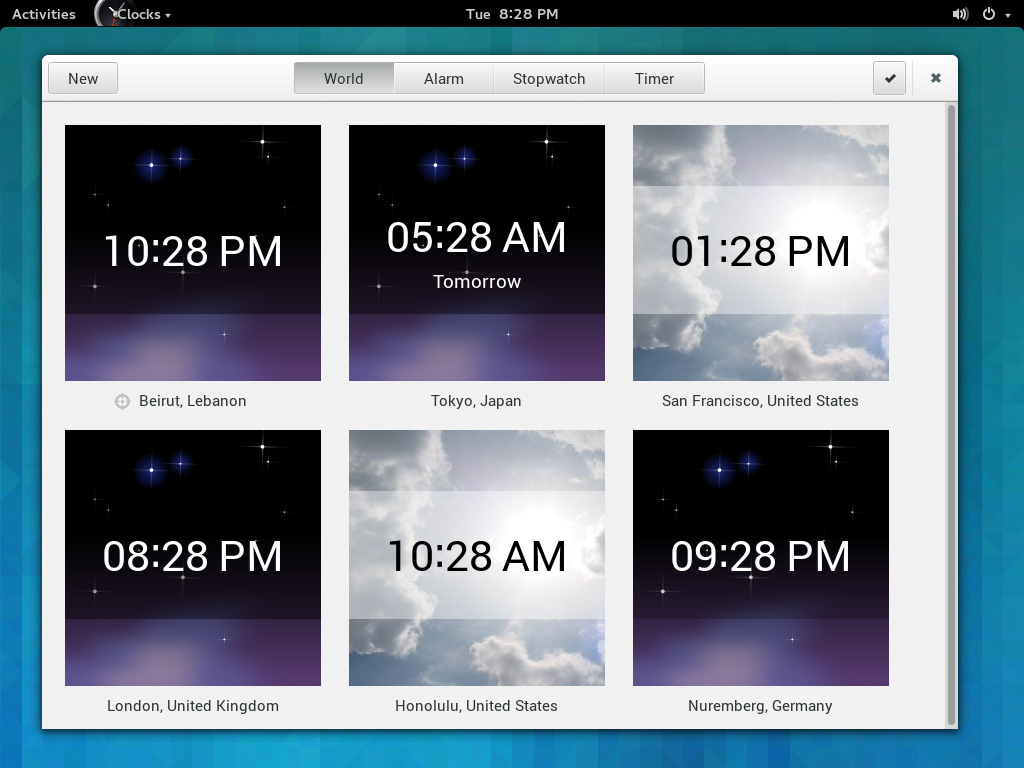 File:Gnome-clocks-different-locations-GNOME-13.1.png