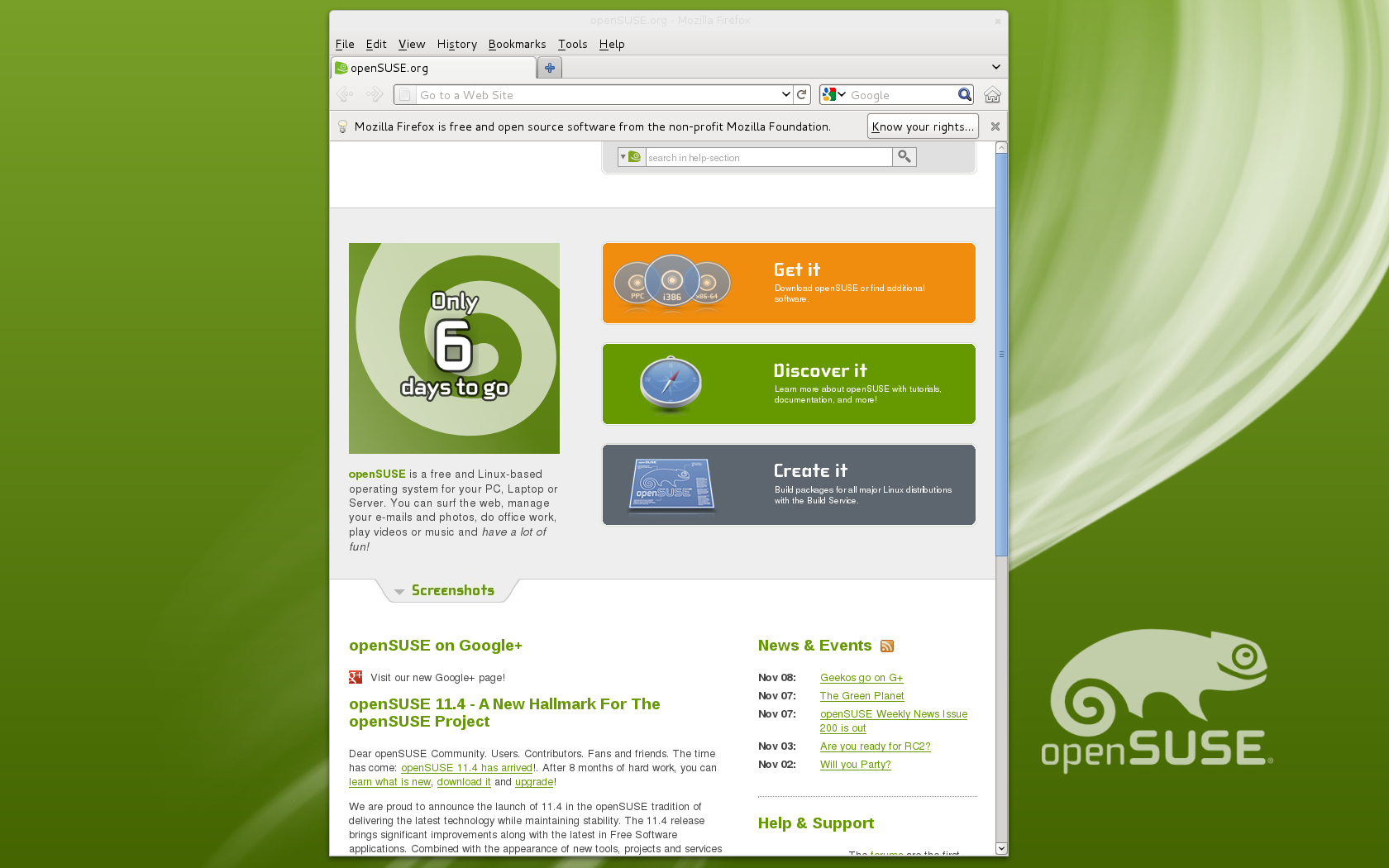 File:OpenSUSE 12.1 Firefox.png