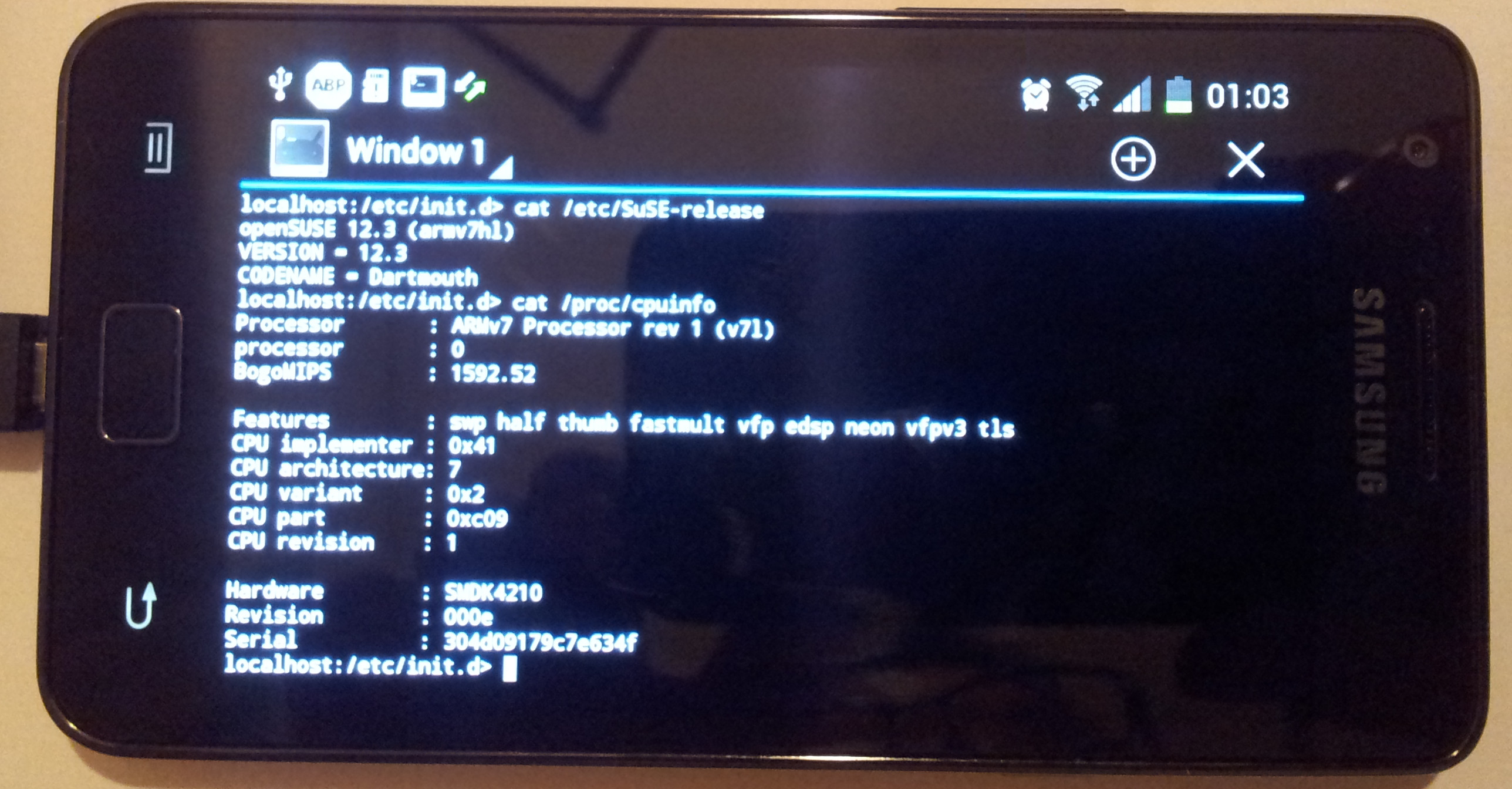 User:Gnyers/openSUSE-on-Android-devices - openSUSE Wiki