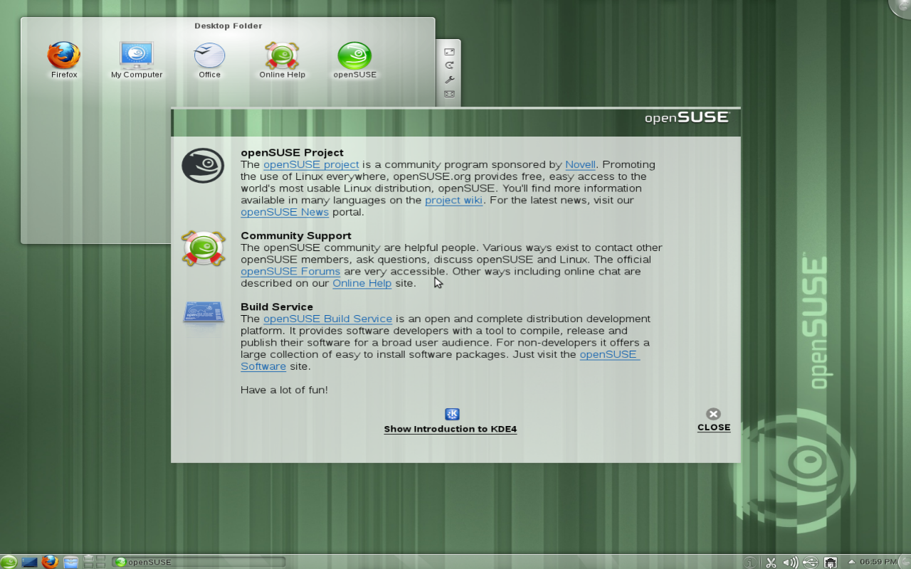 linux opensuse mint - photo #1