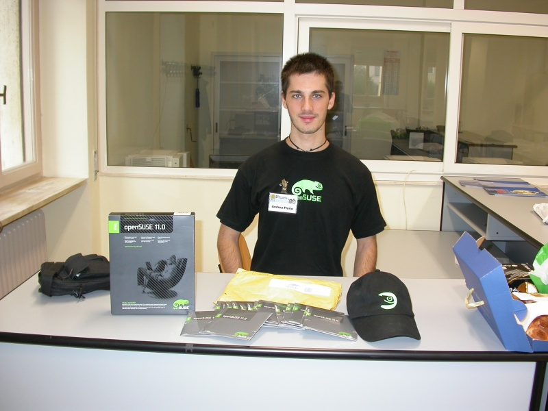 me with suse gadgets