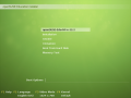 Bootmenu openSUSE-Education