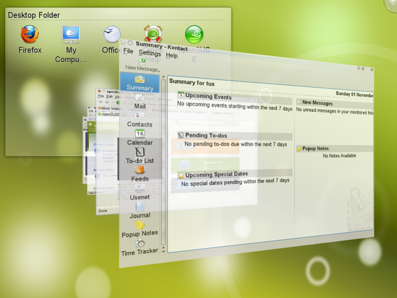 OpenSuse 11.20